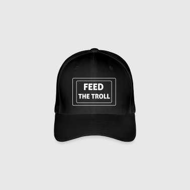 Feed The Troll - Flexfit Baseball Cap