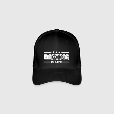 boxing is life deluxe - Casquette Flexfit