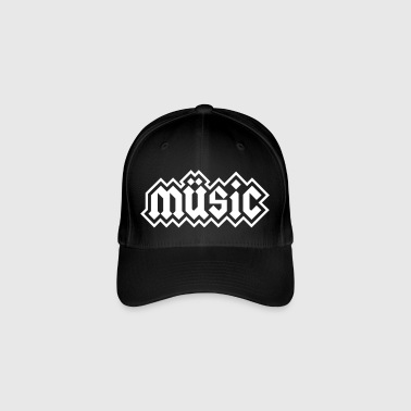 Heavy Metal Music - Flexfit Baseball Cap
