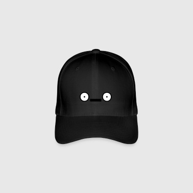 Japanse emoticons 101 Kaomoji door NJ - Flexfit baseballcap