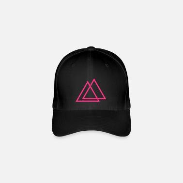4e46ae2b12766 Triángulo Inconformista Triángulo Triángulo del inconformista 1c ilusión -  Gorra de béisbol Flexfit