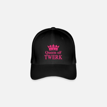 Twerk Queen of TWERK - Flexfit Baseball Cap