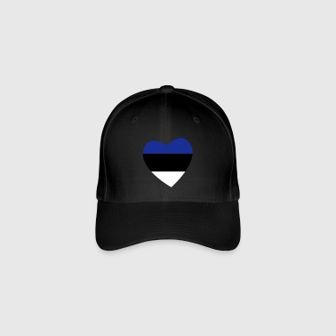 Heart of Estonia - Flexfit Baseball Cap