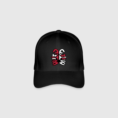 Mask Mask - Flexfit Baseball Cap