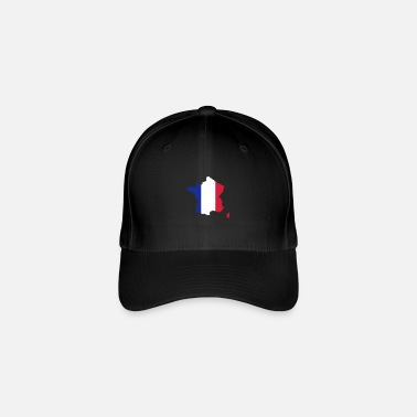 More Countries By Obie France - Flexfit Baseball Cap