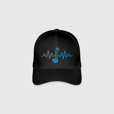 Notes - Casquette Flexfit