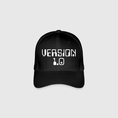 Version 1.0 - Flexfit Baseball Cap