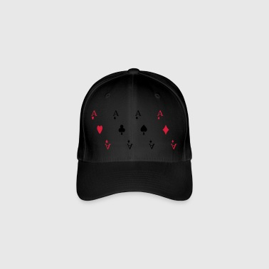CARDS - Flexfit Baseball Cap