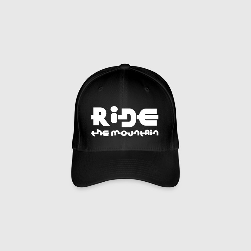 Ride the mountain ! - Gorra de béisbol Flexfit