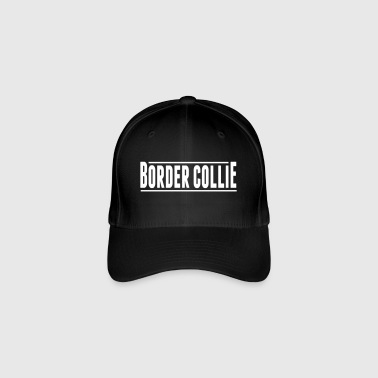 Border Collie Border Collie - Flexfit baseballcap