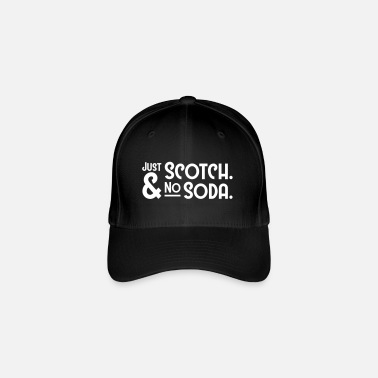 Scotch Just scotch & no soda - Flexfit Baseball Cap