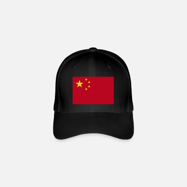 Drapeau National Drapeau national de Chine - Casquette Flexfit
