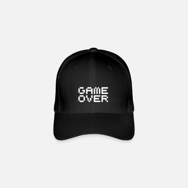 Game Over Game over / game over pixels - Casquette Flexfit