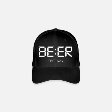 Despedida Beer o clock alcohol - Gorra de béisbol Flexfit