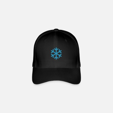Icon Snowflake Weather Icon Icon - Flexfit baseballcap