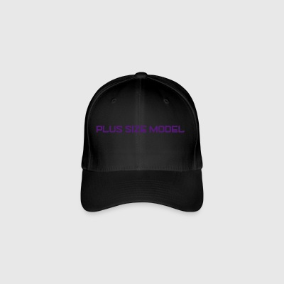 Plus Size Logo - Flexfit Baseball Cap
