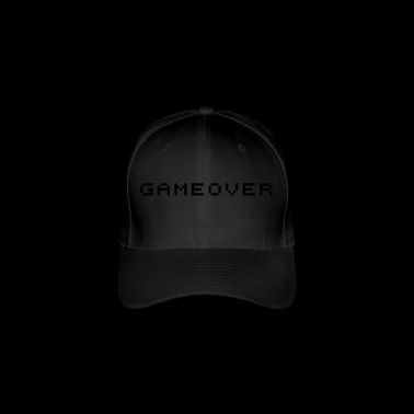 game Over - Cappello con visiera Flexfit