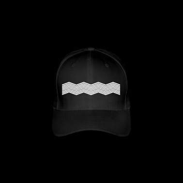 The sea and its waves - Flexfit Baseball Cap