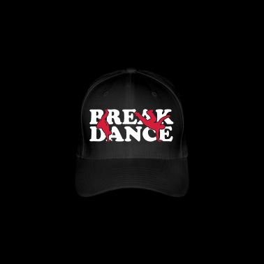 Break Dance - Gorra de béisbol Flexfit