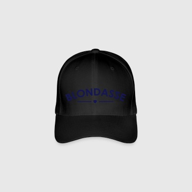 blonde - Flexfit Baseball Cap