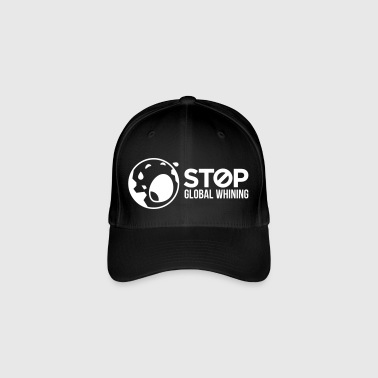Stopp Global Whining! - Flexfit baseballcap