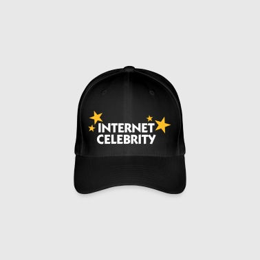 Internet Celebrity - Flexfit Baseball Cap