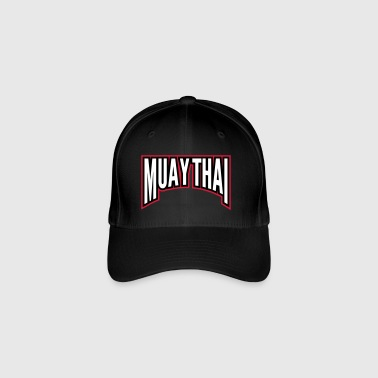 muay thai - Flexfit Baseball Cap