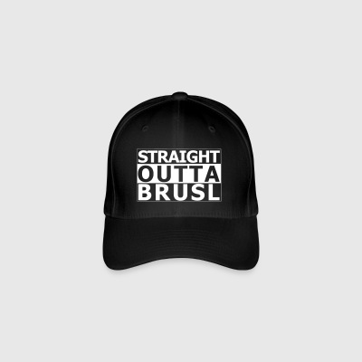Straight Outta brusl - Flexfit lippis