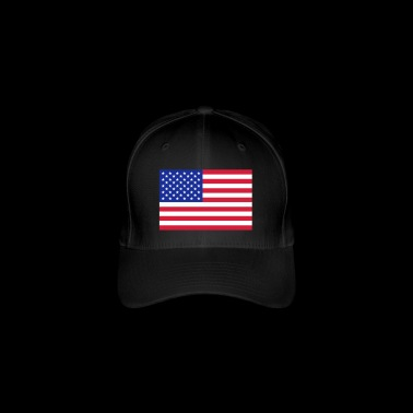 USA Flag - Flexfit baseballcap