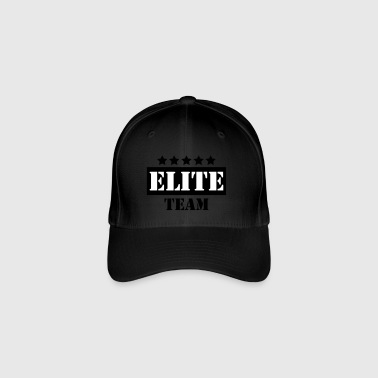 Elite team - Flexfit Baseballkappe