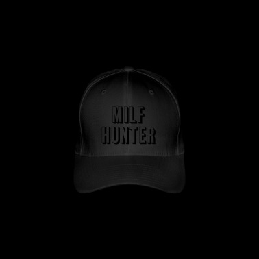 Milf Hunter - Cappello con visiera Flexfit