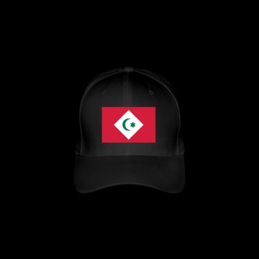 Flag of the Republic of the Rif - Flexfit Baseball Cap