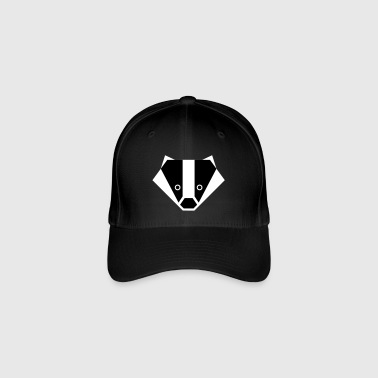 Badger Senior - Flexfit Baseball Cap