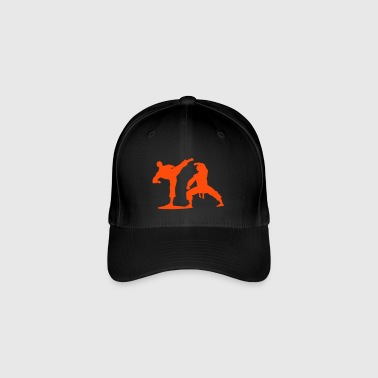 martial arts - Casquette Flexfit