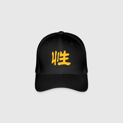 Chinese Words: Sex - Flexfit Baseball Cap