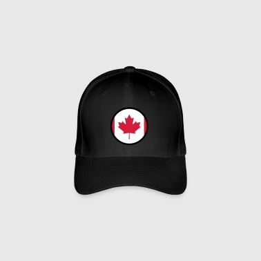 Under The Sign Of Canada - Flexfit Baseball Cap