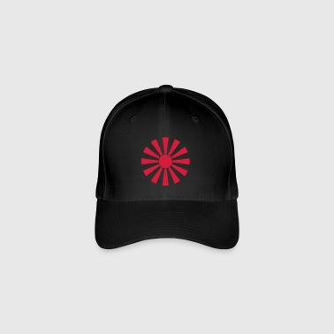 Japanese Coat of Arms 014 - Flexfit Baseball Cap
