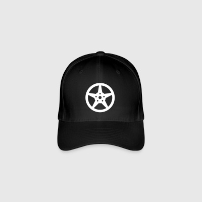 Rim car tires - Flexfit Baseball Cap