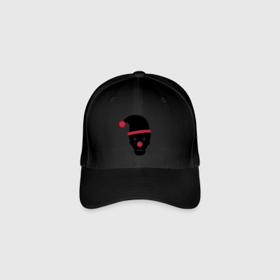 Sad clown - Flexfit Baseball Cap