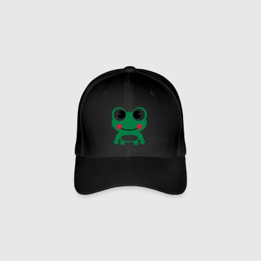 Cute frog - Flexfit Baseball Cap