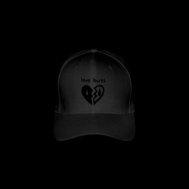 Love Hurts. Love hurts - Flexfit Baseball Cap