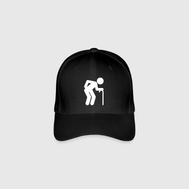 A Man Age At Retirement Age - Flexfit Baseball Cap