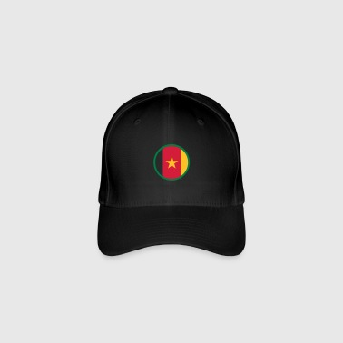 The Flag Of Cameroon - Flexfit Baseball Cap