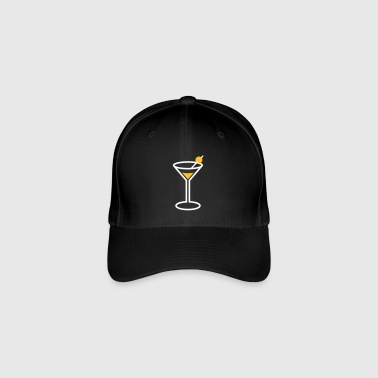 Martini Cocktail Glass - Casquette Flexfit