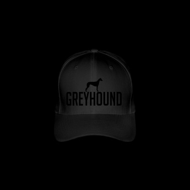 GREYHOUND hondenras - Flexfit baseballcap