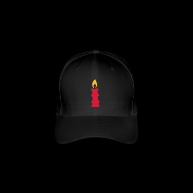 candle - Flexfit Baseball Cap