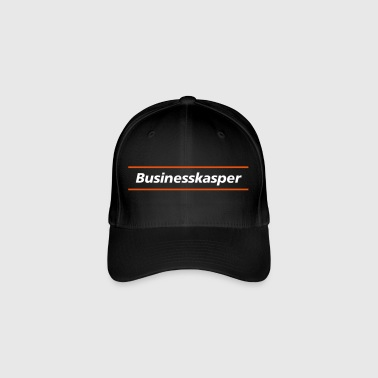 Business Kasper Businesskasper - Flexfit Baseballkappe