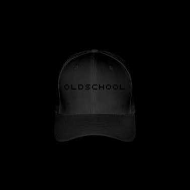 Old school - Flexfit Baseball Cap