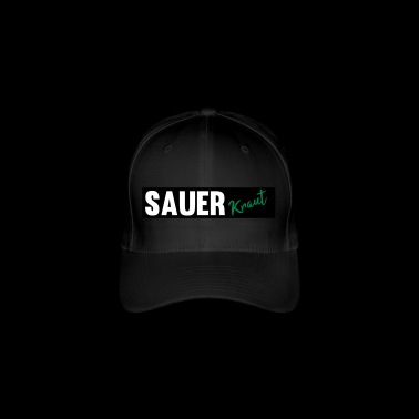 Sauerkraut funny gift for foodies - Flexfit Baseball Cap