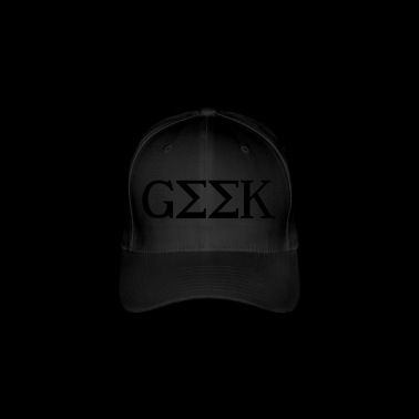 Geek greek - Flexfit Baseball Cap